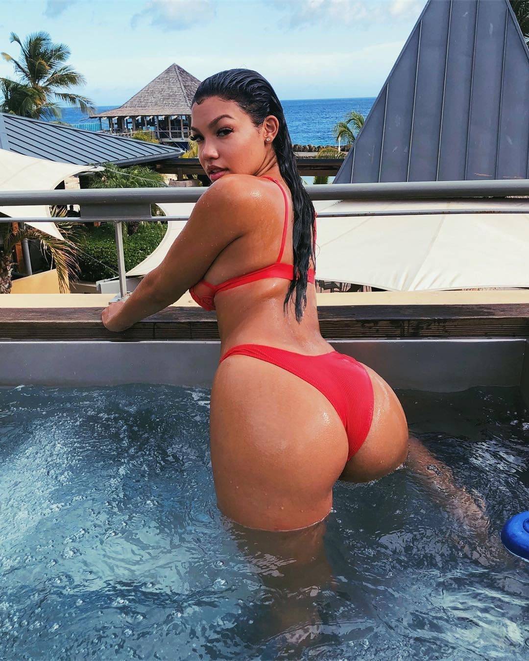 Tiona Fernan sexy hot girl
