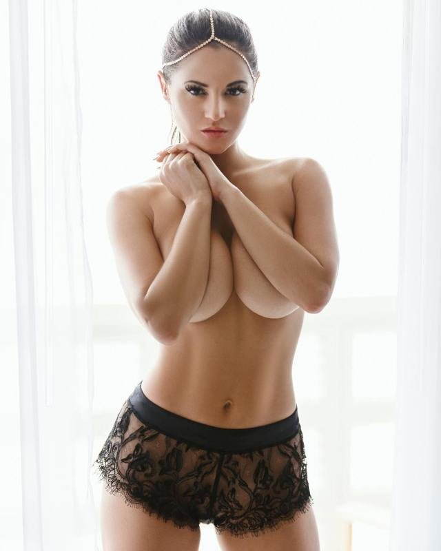 Pashence Marie sexy hot babe (6)