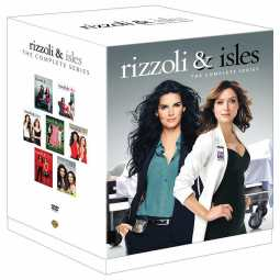 rizzoli & isles the complete series